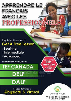 French Lessons For Kids/Teenagers/Adults | Child Care & Education Services for sale in Lagos State, Surulere