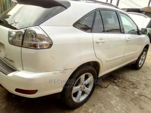 Lexus RX 2007 350 4x4 White | Cars for sale in Lagos State, Ikeja