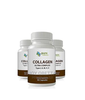 Pure Nature Collagen Complex   Vitamins & Supplements for sale in Lagos State, Lagos Island (Eko)