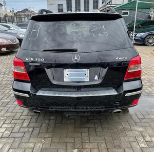 Mercedes-Benz GLK-Class 2010 350 4MATIC Black   Cars for sale in Lagos State, Ikorodu