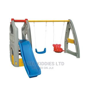Backyard Swing and Slide Set | Toys for sale in Lagos State, Ajah