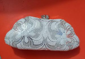 Unique Clutch Purse(Silver) | Bags for sale in Lagos State, Ikeja