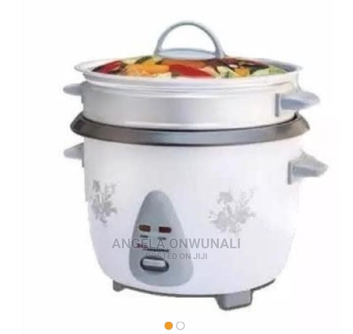 Qlink Rice Cooker and Steamer