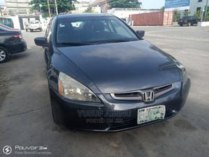 Honda Accord 2004 Gray | Cars for sale in Lagos State, Victoria Island