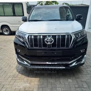 New Toyota Land Cruiser Prado 2021 Black | Cars for sale in Lagos State, Lekki