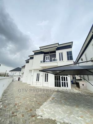 This Spacious 5 Bedroom Fully Detached Duplex With 2 Room Bq | Houses & Apartments For Sale for sale in Lagos State, Lekki