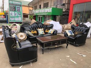 XXX Luxury Sofa 7 Seater Turkish Royal Sofa | Furniture for sale in Lagos State, Ojo