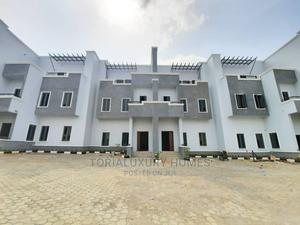 Newly Buiit and Serviced 4 Bedroom Terrace Duplex With BQ | Houses & Apartments For Sale for sale in Abuja (FCT) State, Guzape District