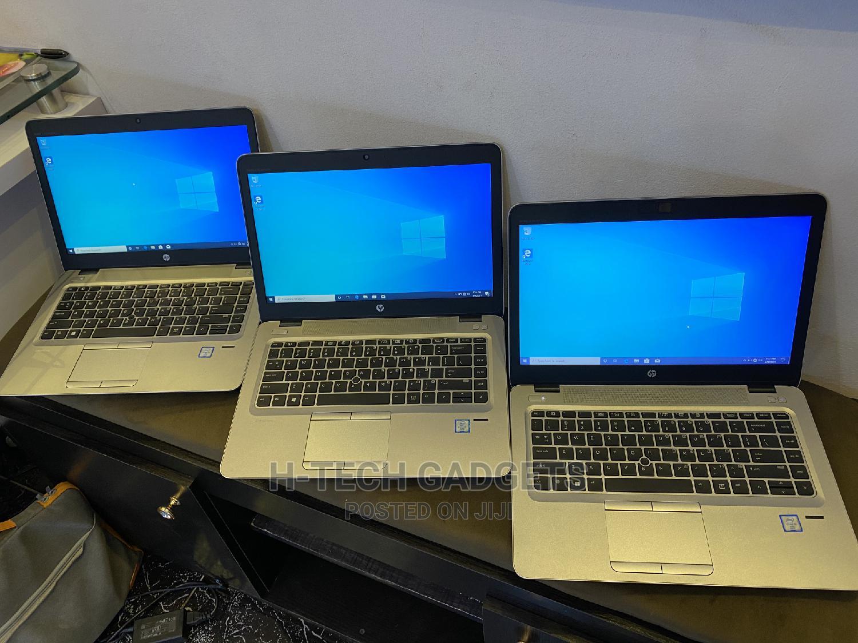 Laptop HP EliteBook 840 G3 8GB Intel Core I5 HDD 500GB