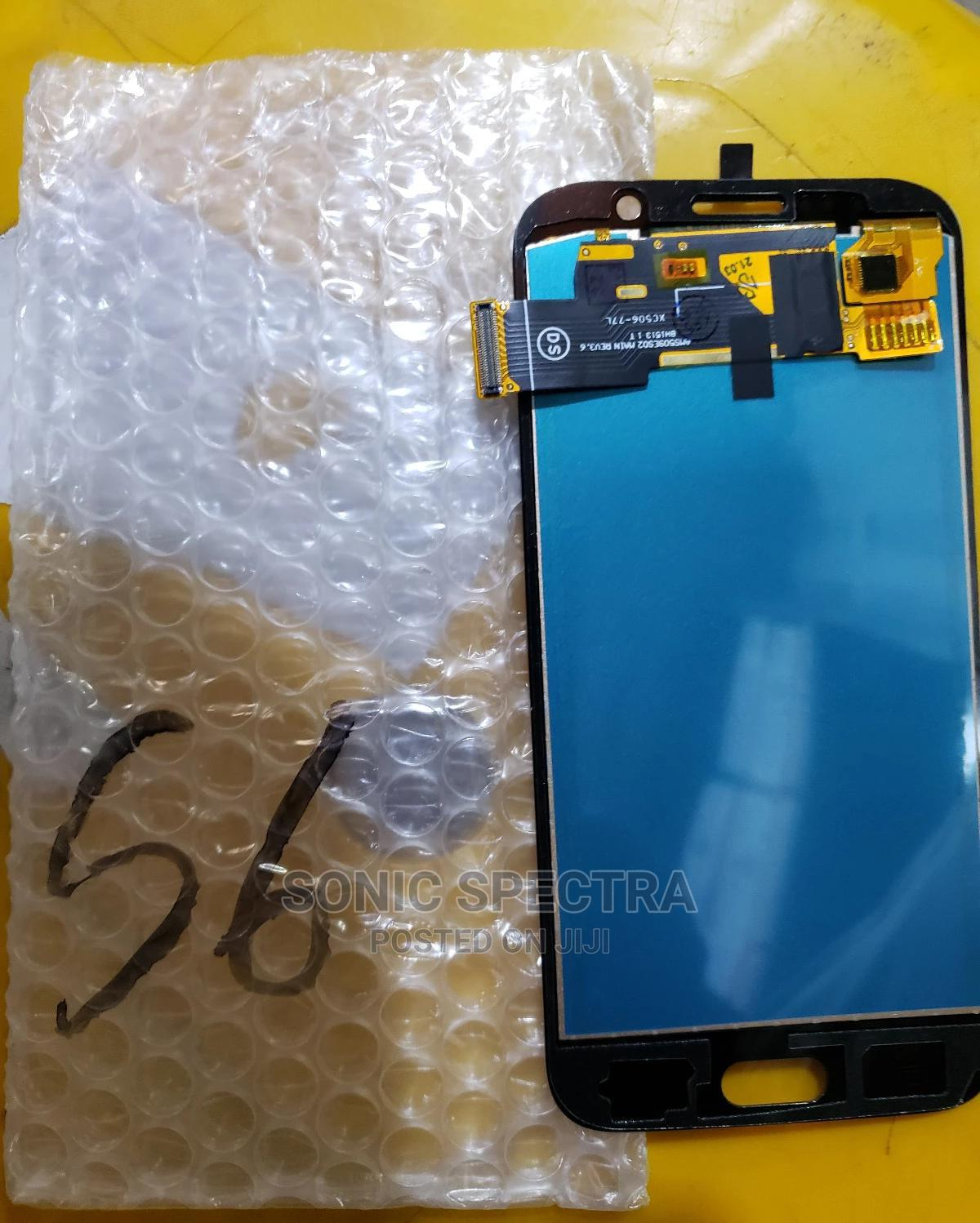 Samsung Galaxy S6 Screen | Accessories for Mobile Phones & Tablets for sale in Ikeja, Lagos State, Nigeria