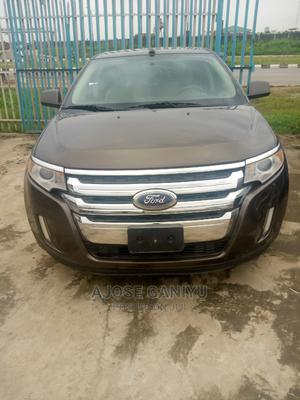 Ford Edge 2011 Brown | Cars for sale in Lagos State, Oshodi