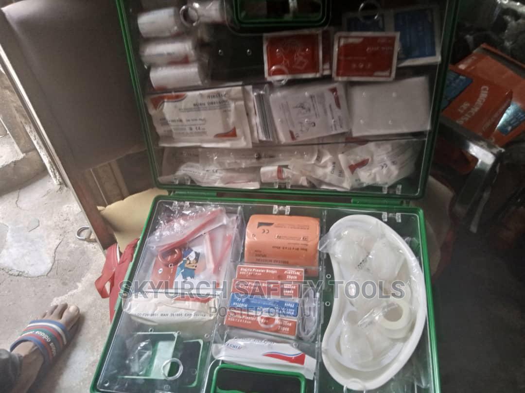 Fire Aid Case / Box