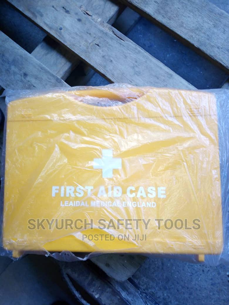 Fire Aid Case / Box   Medical Supplies & Equipment for sale in Lagos Island (Eko), Lagos State, Nigeria