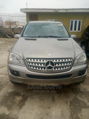 Mercedes-Benz M Class 2008 Edition 10 ML 350 4Matic Gold   Cars for sale in Lagos State, Oshodi