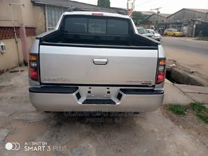 Honda Ridgeline 2007 Silver | Cars for sale in Lagos State, Alimosho