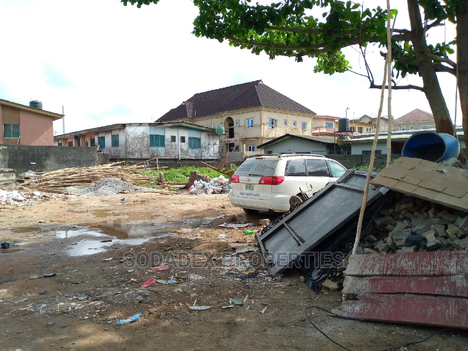2 Plot Together for Lease at Pedro   Land & Plots for Rent for sale in Gbagada, Lagos State, Nigeria