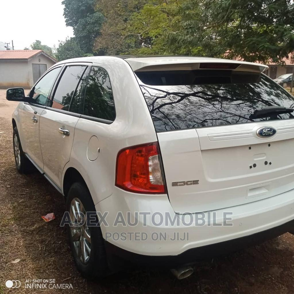 Ford Edge 2013 White   Cars for sale in Magodo, Lagos State, Nigeria
