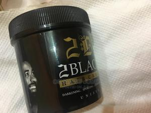 2 Black Hair Cream Unisex | Hair Beauty for sale in Enugu State, Enugu