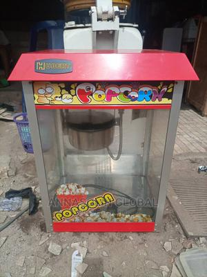 Slightly Used Popcorn Machine Working Perfectly Ok | Restaurant & Catering Equipment for sale in Lagos State, Ojo