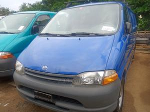 Long Container Direct Fuel Toyota Hiace 2010 Blue   Buses & Microbuses for sale in Lagos State, Apapa