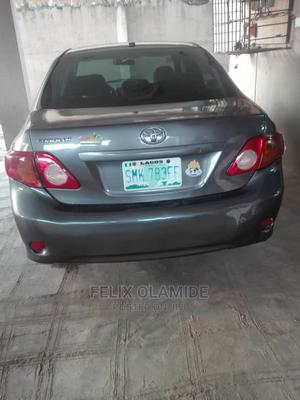 Toyota Corolla 2009 Gray | Cars for sale in Lagos State, Abule Egba