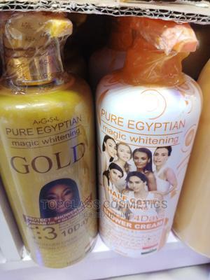 Pure Egyptian Magic Whitening Halfcast Bath | Bath & Body for sale in Lagos State, Amuwo-Odofin