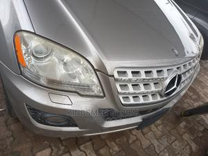 Mercedes-Benz M Class 2008 ML 350 4Matic Silver | Cars for sale in Lagos State, Ikorodu