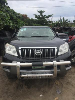 Toyota Land Cruiser Prado 2011 GXL Black | Cars for sale in Lagos State, Apapa