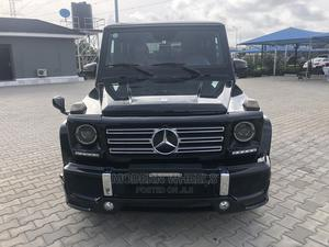 Mercedes-Benz G-Class 2013 Base G 550 AWD Black | Cars for sale in Lagos State, Lekki
