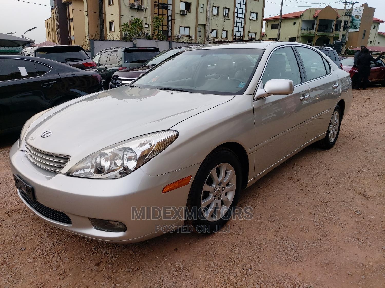Lexus ES 2003 330 Silver