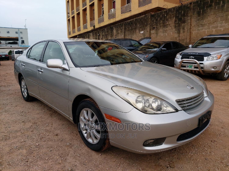 Lexus ES 2003 330 Silver   Cars for sale in Ikeja, Lagos State, Nigeria