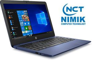 New Laptop HP Stream Laptop 4GB Intel Core 2 Duo 60GB | Laptops & Computers for sale in Lagos State, Ikeja
