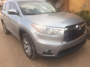 Toyota Highlander 2015 Silver | Cars for sale in Lagos State, Ikeja