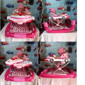 Tokunbo Uk Used 2in1 Rocker And Walker | Children's Gear & Safety for sale in Lagos State, Ikeja
