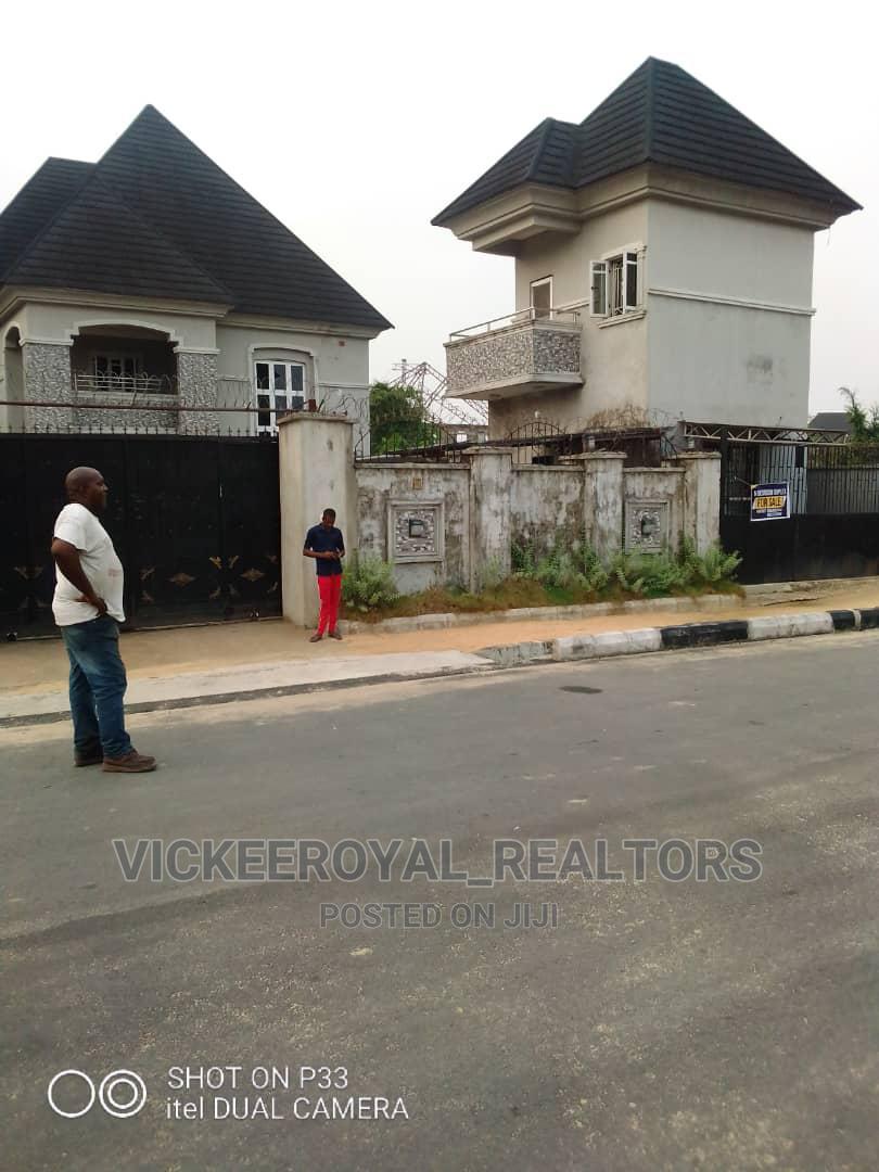 Archive: 4 Plots of Land With C of O at Alagbaka GRA, Akure.