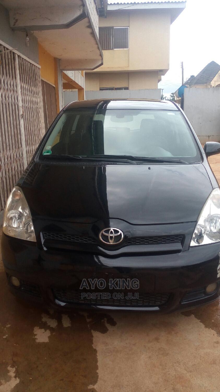 Toyota Corolla 2006 Black