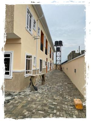 A Newly Built Fresh 3 Bedrooms Terrace Duplex for Rent.   Houses & Apartments For Rent for sale in Ajah, Crown Estate