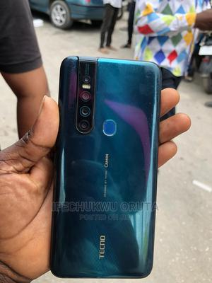 Tecno Pop 4 Pro 16 MP Blue   Mobile Phones for sale in Lagos State, Ikeja