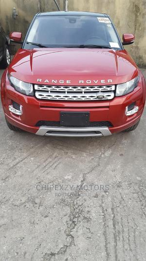 Land Rover Range Rover Evoque 2013 Pure AWD 5-Door Red | Cars for sale in Lagos State, Amuwo-Odofin