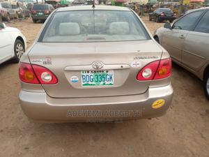 Toyota Corolla 2004 Gold   Cars for sale in Lagos State, Alimosho
