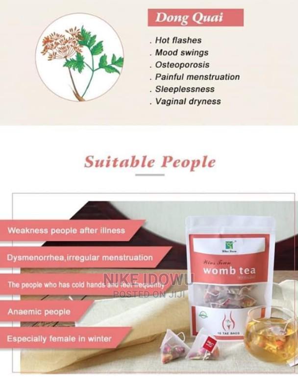 Winstown Womb Tea | Vitamins & Supplements for sale in Ikotun/Igando, Lagos State, Nigeria
