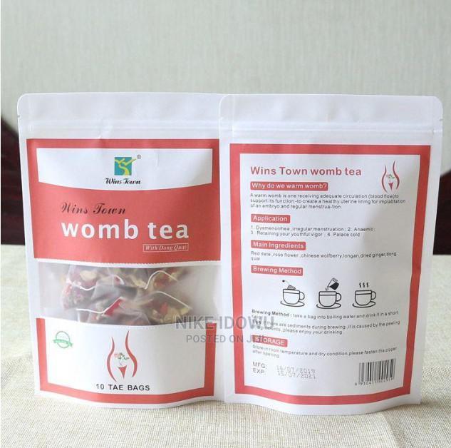 Winstown Womb Tea