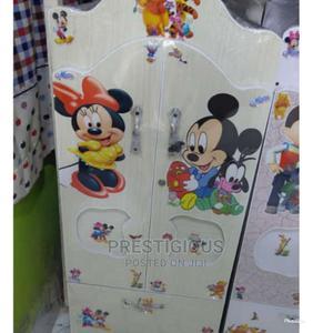 Wooden Mini Wardrobe   Children's Furniture for sale in Lagos State, Surulere