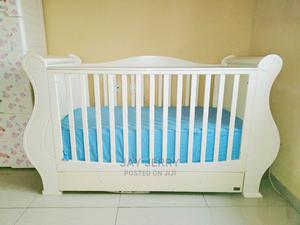 Superb Baby Cot And Mattress | Children's Furniture for sale in Abuja (FCT) State, Gwarinpa