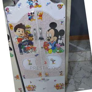 Potable Wooden Baby Wardrobe   Children's Furniture for sale in Lagos State, Ojodu