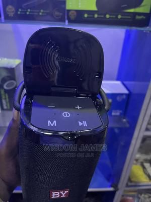 Bluetooth Speaker With Wireless Charger | Accessories & Supplies for Electronics for sale in Imo State, Owerri