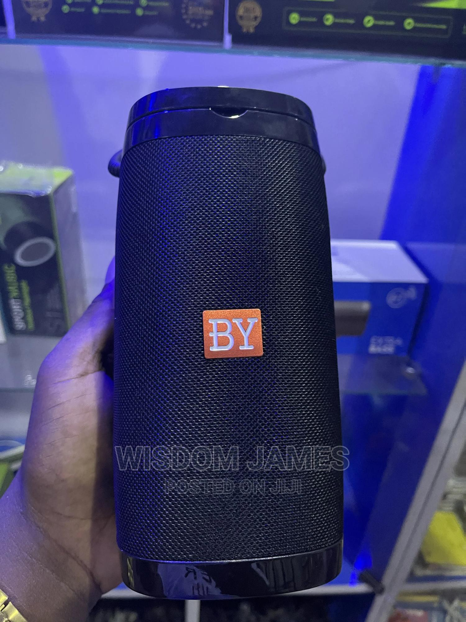 Bluetooth Speaker With Wireless Charger   Accessories & Supplies for Electronics for sale in Owerri, Imo State, Nigeria