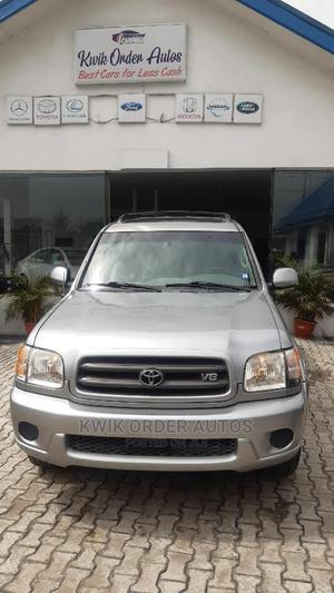 Toyota Sequoia 2002 Gray | Cars for sale in Rivers State, Port-Harcourt