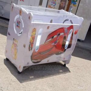 White Baby Cot | Children's Furniture for sale in Lagos State, Eko Atlantic