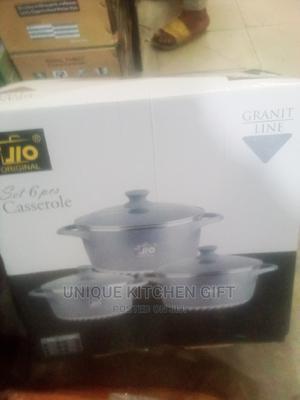 3pcs Higher Quality Granite Pot | Kitchen & Dining for sale in Lagos State, Lagos Island (Eko)